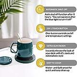 Coffee Mug Warmer Candle Warmer Plate - Silicone