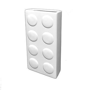 Luftbefeuchter Verdunster Keramik weiß 400ml
