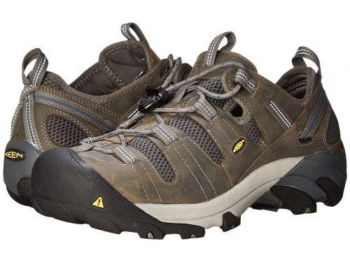 Keen Utility(キーン) メンズ 男性用 シューズ 靴 スニーカー 運動靴 Atlanta Cool Gargoyle [並行輸入品] B07BMDLBQY 8 EE Wide