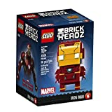 LEGO Brickheadz Iron Man, Multi Color