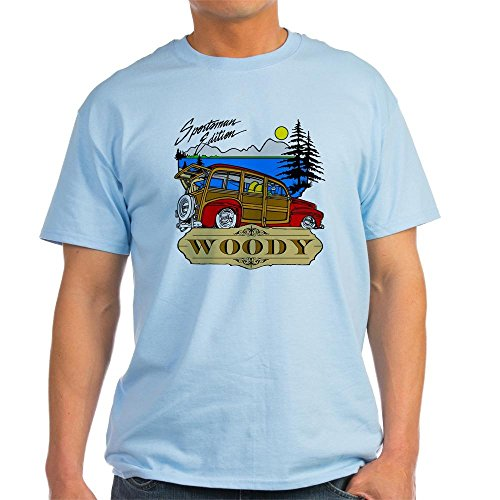 CafePress Woody Sportsman Edition Ash Grey T-Shirt - 100% Cotton ()