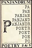 img - for Panjandrum Poetry 2 & 3: A Journal of Contemporary Poetry book / textbook / text book