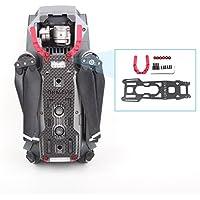 Drone Fans Mavic Gimbal Board Guard 3K Carbon Fiber Protective Plate Gimbal Protector for DJI MAVIC PRO Wont Affect Down Vision System
