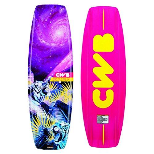 CWB 2016 Wildchild Wakeboard, 136cm by CWB