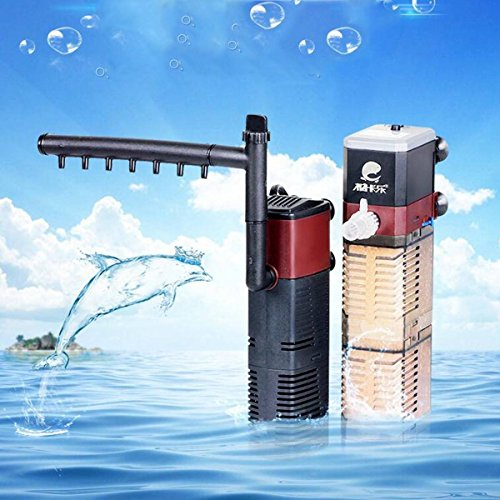Amazon.com: Sucker Cooler - Aquarium Oxygen Pump Filter Submersible Internal Spray Bar Filtration Fish Tank - Chump Armored Combat Vehicle Soft Car ...