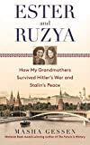 Ester and Ruzya: How My Grandmothers Survived