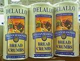 Delallo Breadcrumb Ital Ssnnd 24 Oz