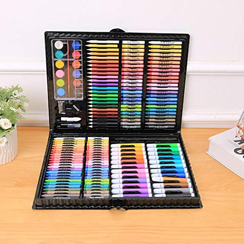 Neudas Children Painting Tool Graffiti Coloring Watercolor Pen Set School Supplies Permanent Markers by neudas (Image #5)