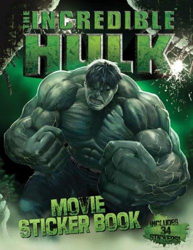 The Incredible Hulk Movie Sticker Book PDF