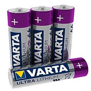 Elektromaterial PüNktlich Varta Aa Batterie 16 Stk High Energy Lr6 Batterien Aa Varta Mhd 2017