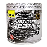 Muscletech ES Platinum Creatine, 400 g