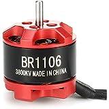 Racerstar Racing Edition 1106 BR1106 3800KV 1-3S Brushless Motor For 100 120 150 Glass RC Multirotor