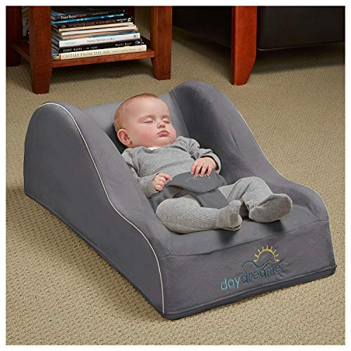 Activity & Entertainment Moroccan Gray by Leachco Leachco Podster Sling-Style Infant Lounger
