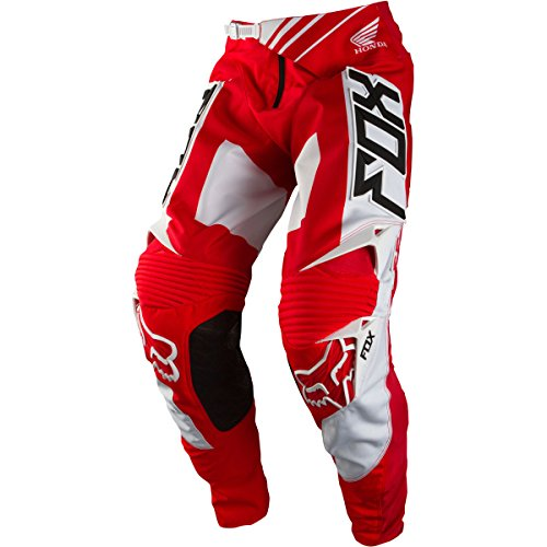 (Fox Racing 360 Honda Men's MX Motorcycle Pants - Red / Size)