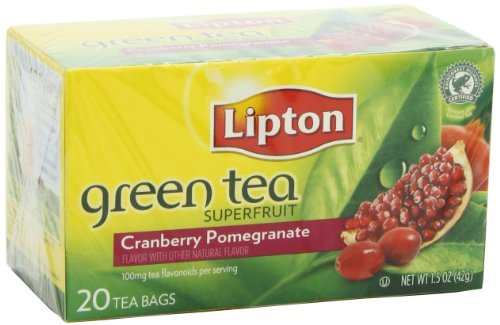 Lipton Cranberry Pomegranate Green Pack