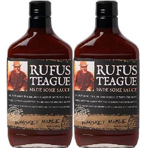 Rufus Teague - Whiskey Maple BBQ Sauce