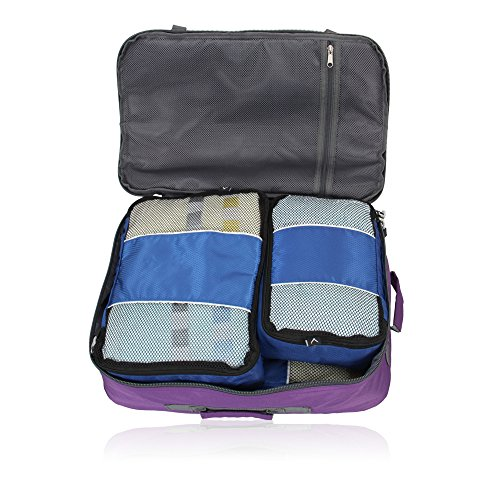 4d6183bf0c60 Hynes Eagle 38l Flight Approved Carry on Backpack (Purple) - Import ...