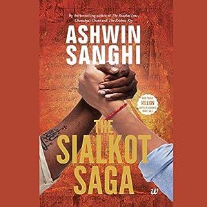 The Sialkot Saga Audiobook
