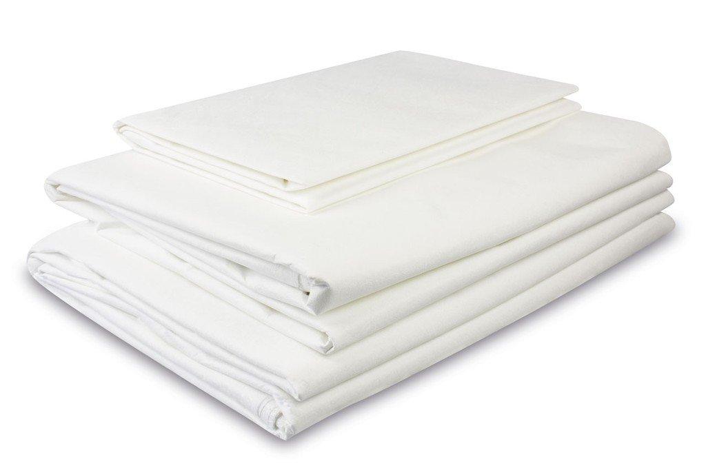 MSS Anti Allergie Set (Kopfkissen-, Bettdecken- und Matratzenbezug) 80 80 + 135 200 + 140 200 12-15 cm