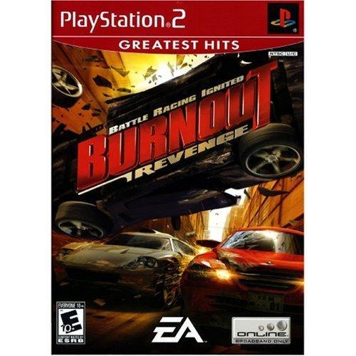 Burnout Revenge - PlayStation 2 (Renewed)