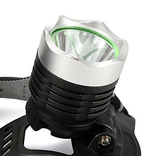 Bazaar Xm-l t6 LED vélo vélo phare phare avant la lumière avec 18650 batterie rechargeable