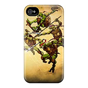 CharlesPoirier Iphone 6 Bumper Cell-phone Hard Cover Unique Design High-definition Ninja Turtles Series [vpw9926pweR]