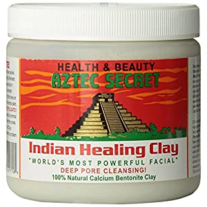 Ratings and reviews for Aztec Secret - Indian Healing Clay - 1 lb. | Deep Pore Cleansing Facial & Healing Body Mask | The Original 100% Natural Calcium Bentonite Clay