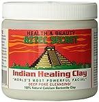 Aztec Secret - Indian Healing Clay - 1 lb. | Deep Pore Cleansing Facial & Healing Body Mask | The Original 100% Natural Calcium Bentonite Clay