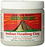 Beauty : Aztec Secret - Indian Healing Clay - 1 lb. | Deep Pore Cleansing Facial & Healing Body Mask | The Original 100% Natural Calcium Bentonite Clay