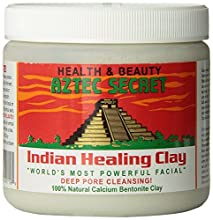 How Aztec secret works Indian healing clay clays have been used for centuries to beautify and refresh when used as a facial mask. Cleopatra used clay from the Nile River and the Arabian Desert over 1800 years ago, as part of her beauty ritual...