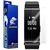 ArmorSuit MilitaryShield - HUAWEI TalkBand B2 Screen Protector [Full Coverage][2 Pack] Anti-Bubble Ultra HD Shield w/ Lifetime Replacements