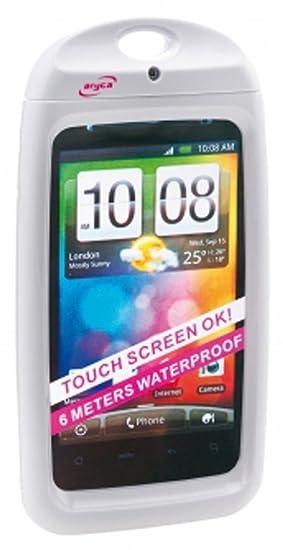 Aquapac Aryca - Carcasa Impermeable para Smartphone