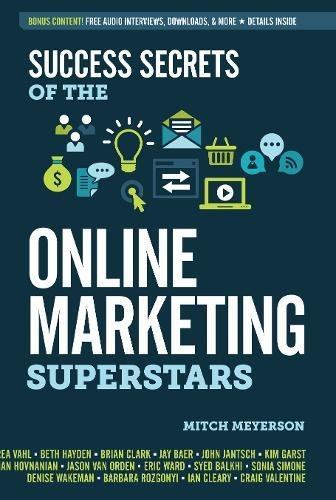 Download Success Secrets of the Online Marketing Superstars ebook