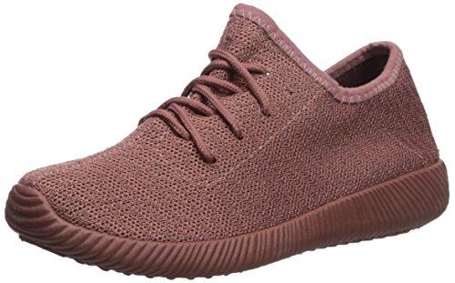Qupid Women's Fashion Sneaker 01 Nacara Mauve PfwrP