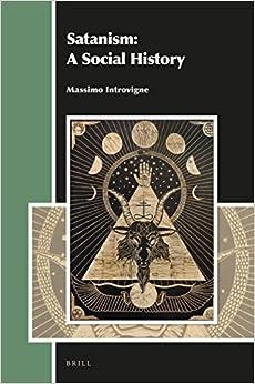Book Satanism: A Social History (Aries Book)