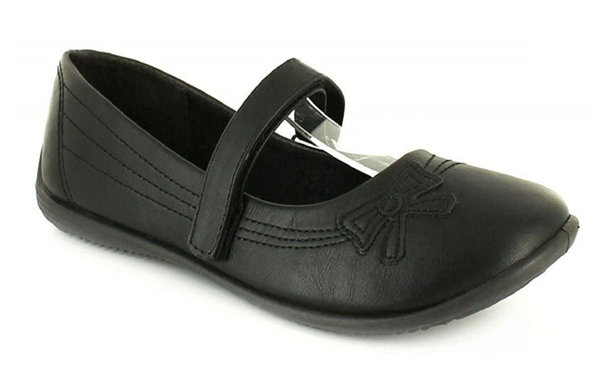 Emma Shoes// Miss Riot Little Girls Faux Leather