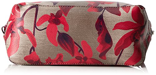 Oilily Jolly Shoulderbag Mhz - Borse a tracolla Donna, Rot (Dark Red), 12x19.5x30 cm (B x H T)