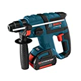 Bosch RHH180-01-RT 18V Cordless 3/4 in. SDS-Plus Hammer (Certified Refurbished) Reviews