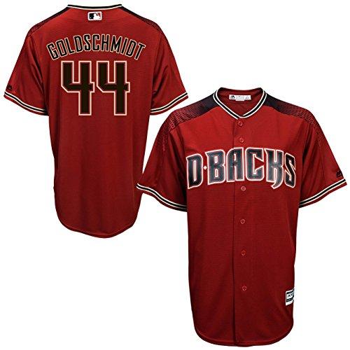 Paul Goldschmidt Arizona Diamondbacks Red Infants Toddler Cool Base Alternate Jersey (Toddler 4T) ()