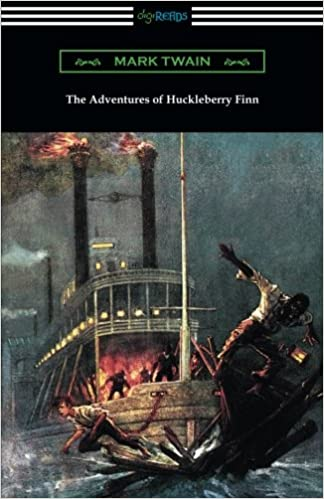 The Adventures of Huckleberry Finn Paperback – June 1, 2015 best American classics