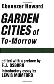 Garden Cities Of Tomorrow Paper Only Faber Paper