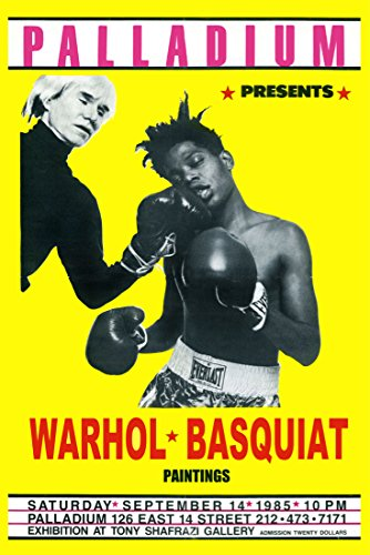 """Short Run Posters 24""""X36"""" Poster home decoration.Andy Warhol"""