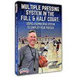 Multiple Pressing System in the Full & Half Court: Using a Numbering System to Simplify Your Presses