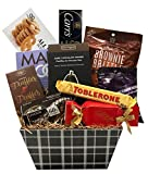 A Sweet Gift Basket of Gourmet Treats & Snacks Perfect as A Gift