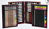 art-101-all-media-artist-painting-drawing-set-162-pieces-colored-pencils-gift-3