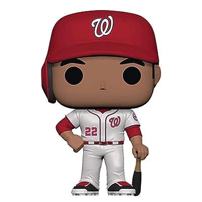 Funko POP! MLB: Juan Soto: Toys & Games