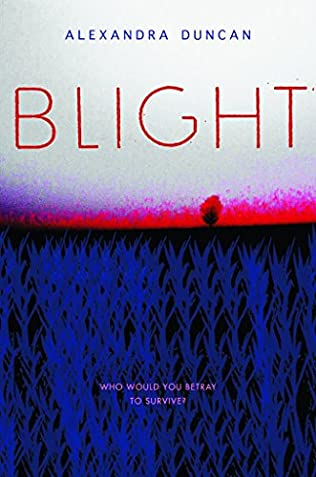 book cover of Blight