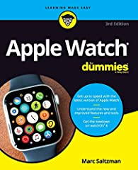 Get connected with Apple Watch The new and improved Apple Watch does it all―tells time, tracks your fitness, monitors your health, keeps you connected, and so much more! Apple Watch for Dummies covers the latest series and version of Apple Wa...