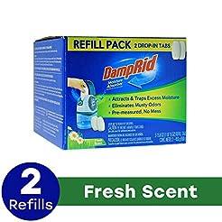 DAMPRID Drop-in Tab Refill Pack Moisture...