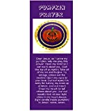 Pumpkin Prayer Purple Bookmarks (1000 Pack)
